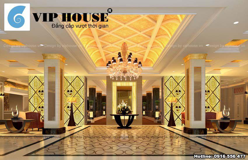 Các phòng ăn VIP của nhà hàng