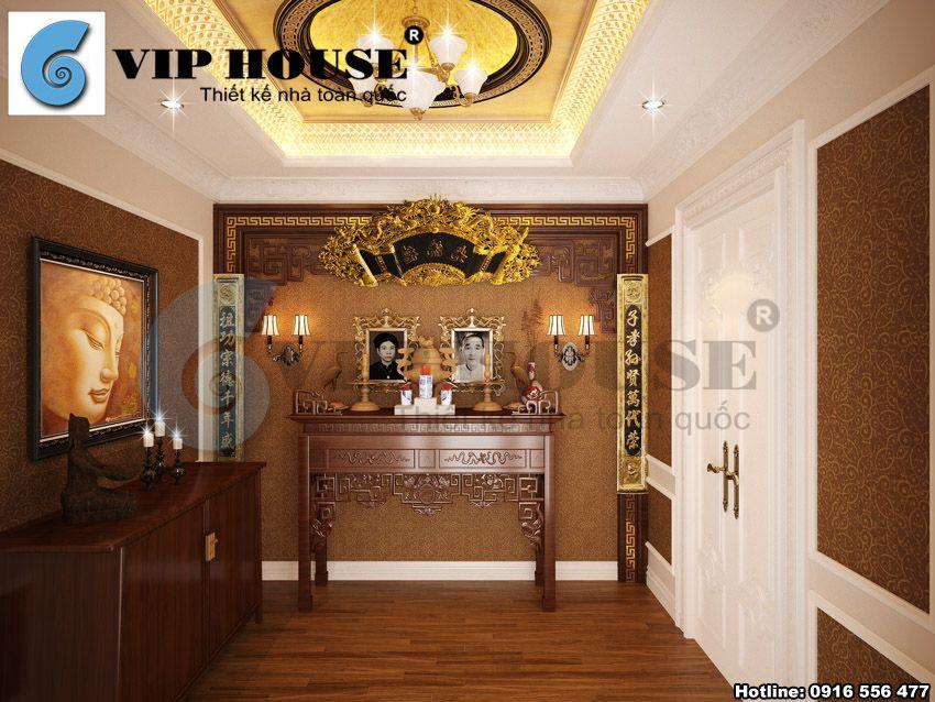 Thiết kế nội thất kiểu Pháp tại Hà Nội