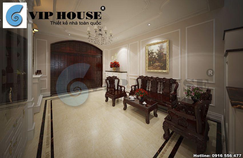 Cải tạo nội thất nhà phố tại Hà Nội