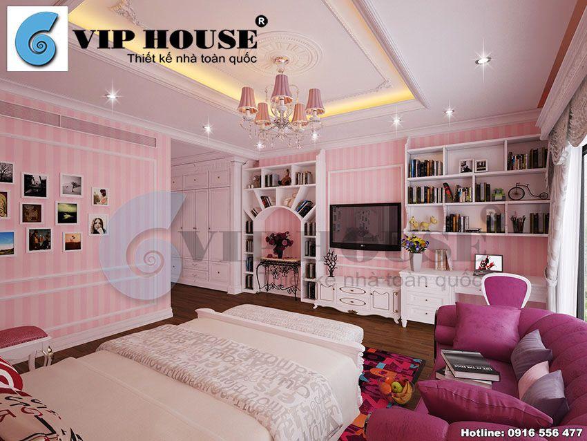 Thiết kế nội thất Tân Cổ Điển phố cổ Hà Nội