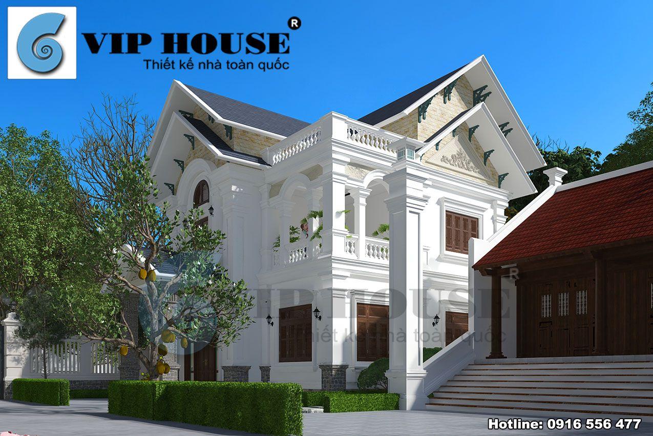 Thiết kế quy hoạch biệt thự cho đại gia đình tại Ninh Bình