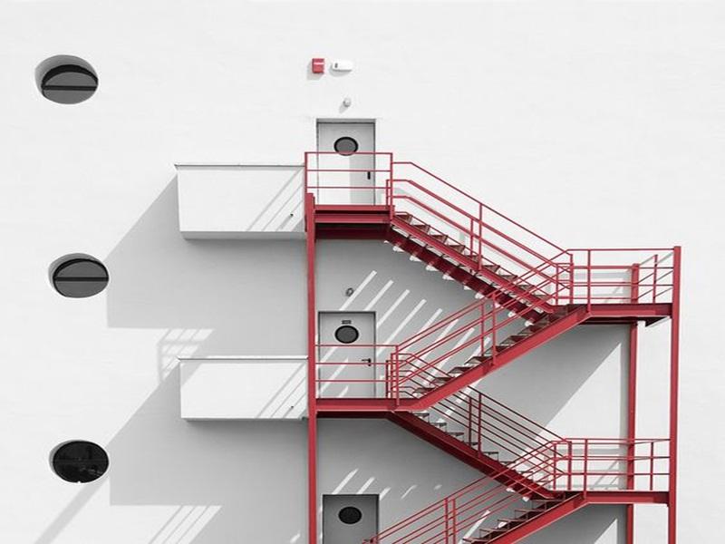 Tiêu chuẩn thiết kế thang thoát hiểm nhà cao tầng đầy đủ nhất
