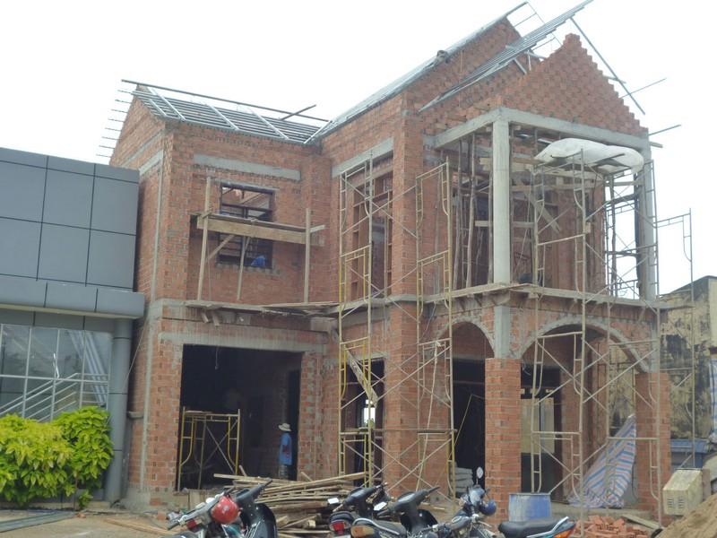 Những lỗi thường gặp khi xây nhà và cách khắc phục