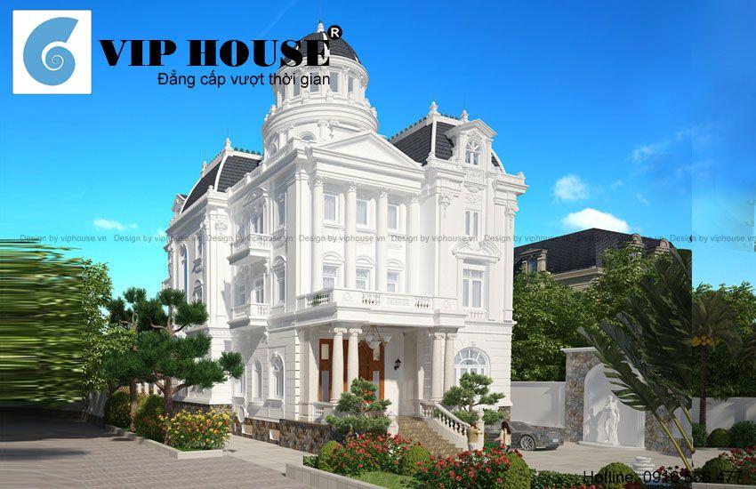 Kiến trúc sang trọng, khỏe khắn mang tính thời đại