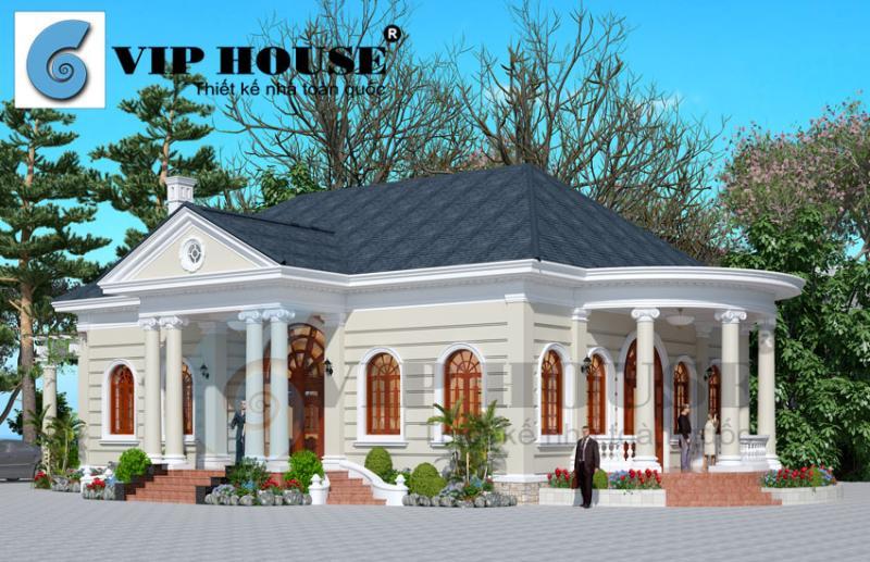 Bố cục và tỷ lệ được kết hợp hoàn hảo tạo nên nét quyến dũ cho căn nhà