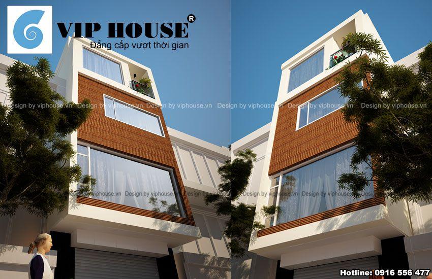 Cải tạo nhà phố 4 tầng tại Hà Nội phong cách hiện đại