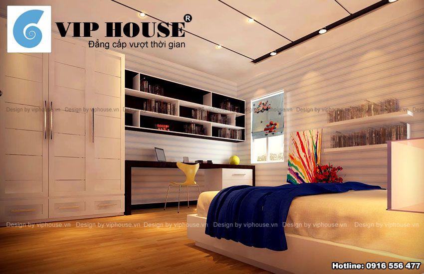Cải tạo nhà phố đồng bộ nội thất cá tính