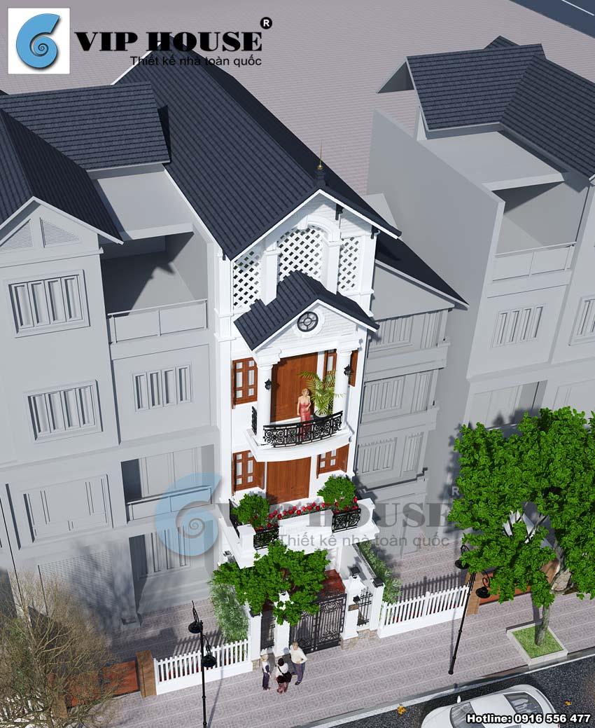 Cải tạo nhà cũ thành mới tại Hà Nội