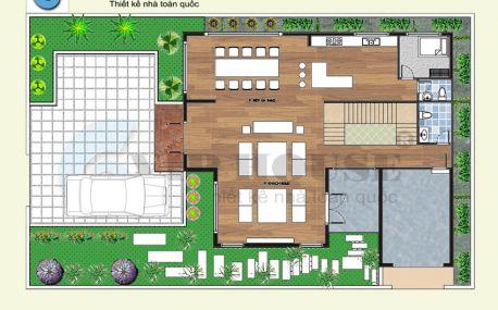 Hồ sơ thiết kế biệt thự full bao gồm những gì?