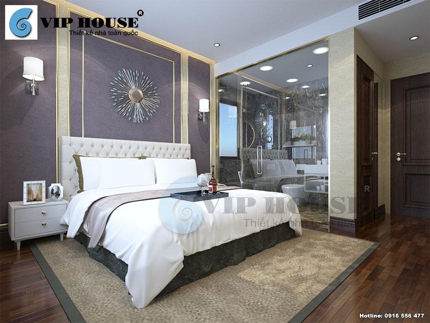 Hình ảnh: Quy trình thiết kế nội thất khách sạn của Vip House đảm bảo chuyên nghiệp