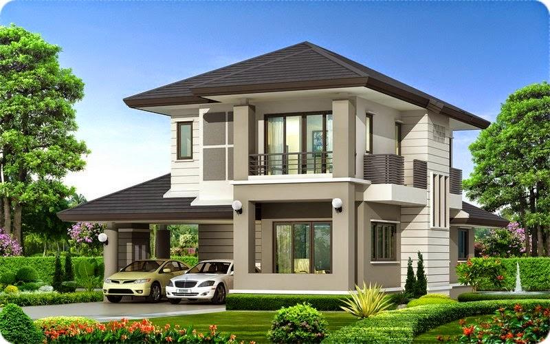 Mẫu thiết kế biệt thự mini hiện đại chi phí khoảng 1 tỷ ở nông thôn
