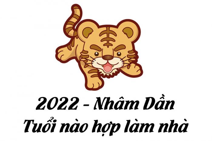 Năm 2022 tuổi nào làm nhà được?