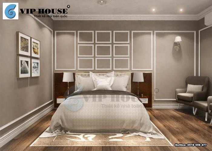 Mẫu thiết kế phòng ngủ khách sạn 2 sao sang trọng