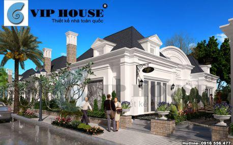 Thiết kế resort khu nghỉ dưỡng cao cấp thu hút khách