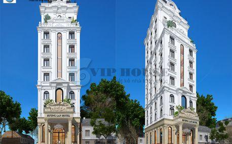 10+ mẫu thiết kế khách sạn năm 2020 để CĐT lựa chọn