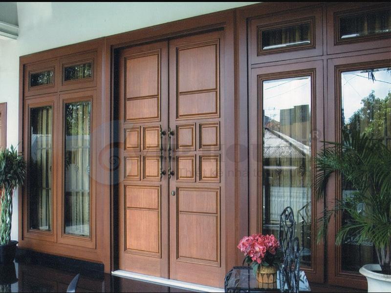 Kích thước cửa thông dụng của một số loại cửa