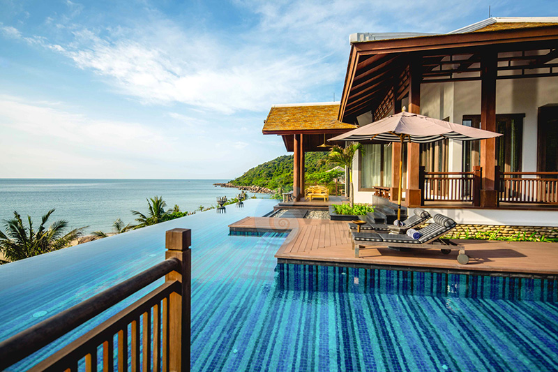 Mẫu thiết kế khu resort ven biển vô cùng sang trọng