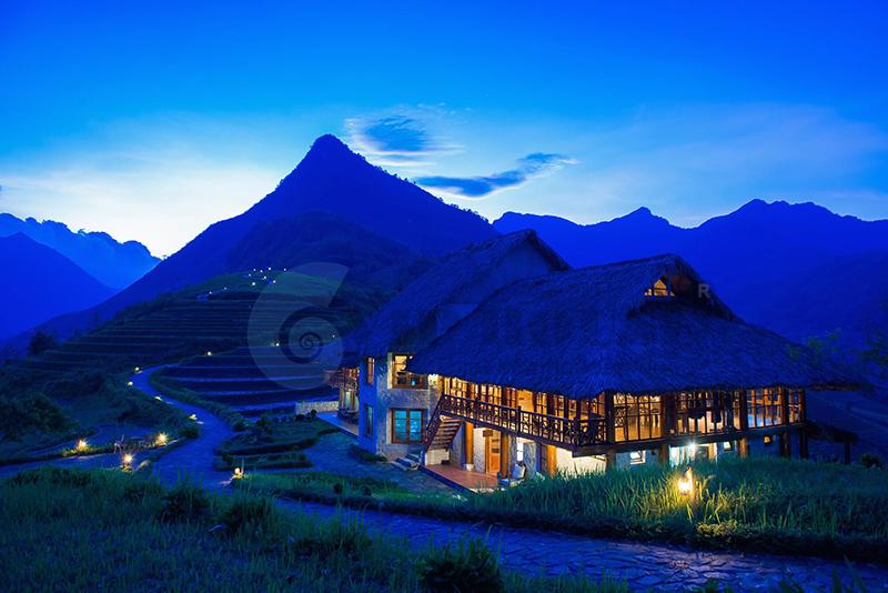 Thiết kế resort chân núi cho những du khách ưa thích khám phá quang cảnh đồi núi