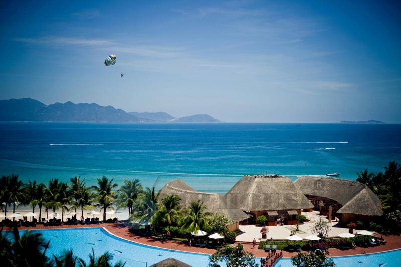 Hình ảnh: Thiết kế resort ven biển với quang cảnh ấn tượng như trời Âu