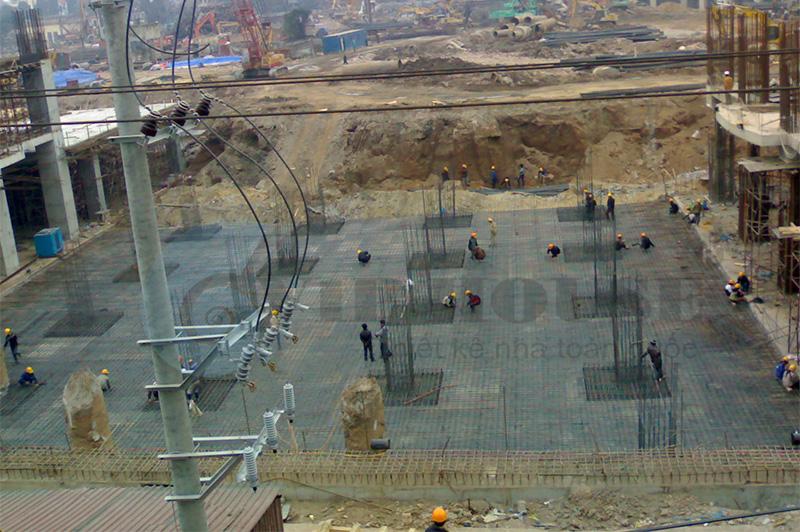 Hình ảnh: Những lưu ý khi thi công nền móng cho công trình