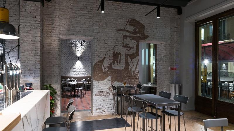 Hình ảnh: Mẫu thiết kế nội thất quán cafe với lối decor đầy tính sáng tạo