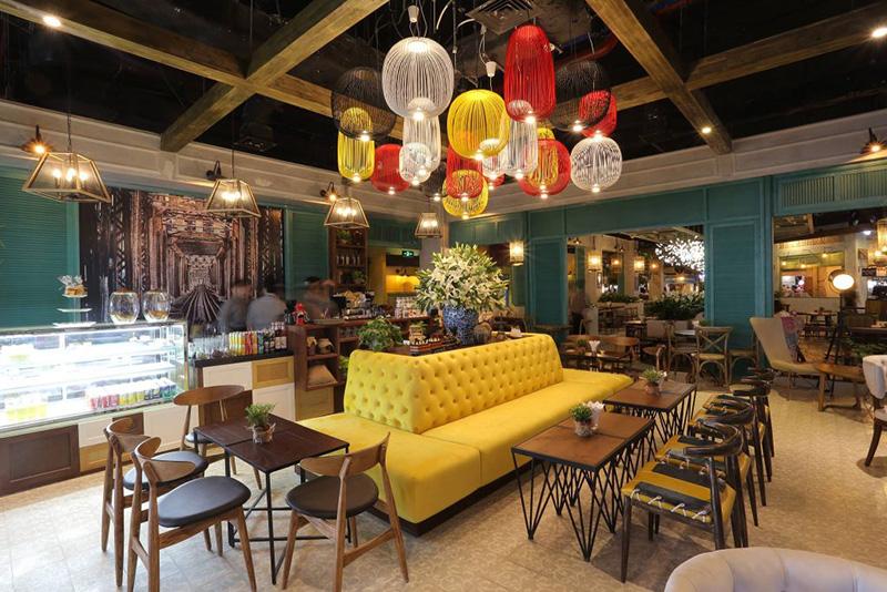 Hình ảnh: Thiết kế quán cafe đẹp với sự phá cách cổ điển tạo điểm nhấn trẻ trung, bắt mắt