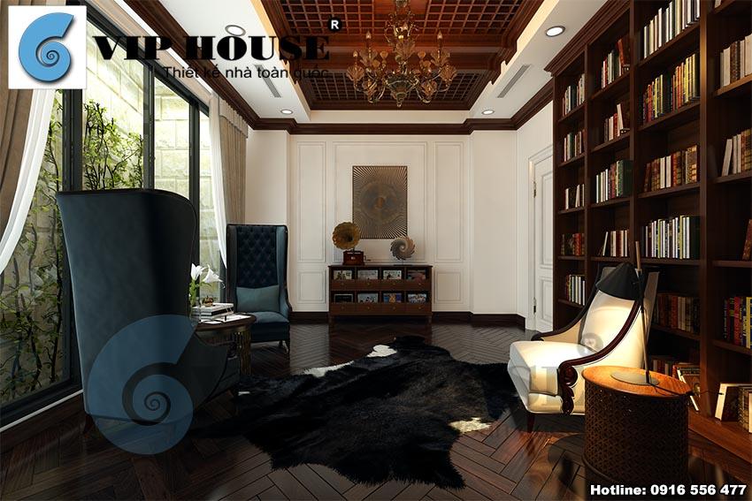 Nội thất nhà phố Tuệ Tĩnh kết hợp kinh doanh đẹp ấn tượng
