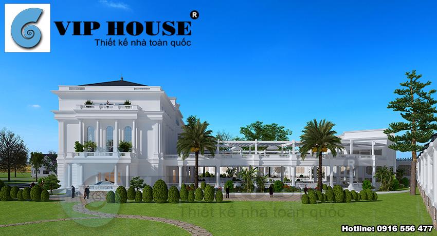Thiết kế Trung tâm Hội thảo Tuần Châu Hà Nội - VH TTHT MS08