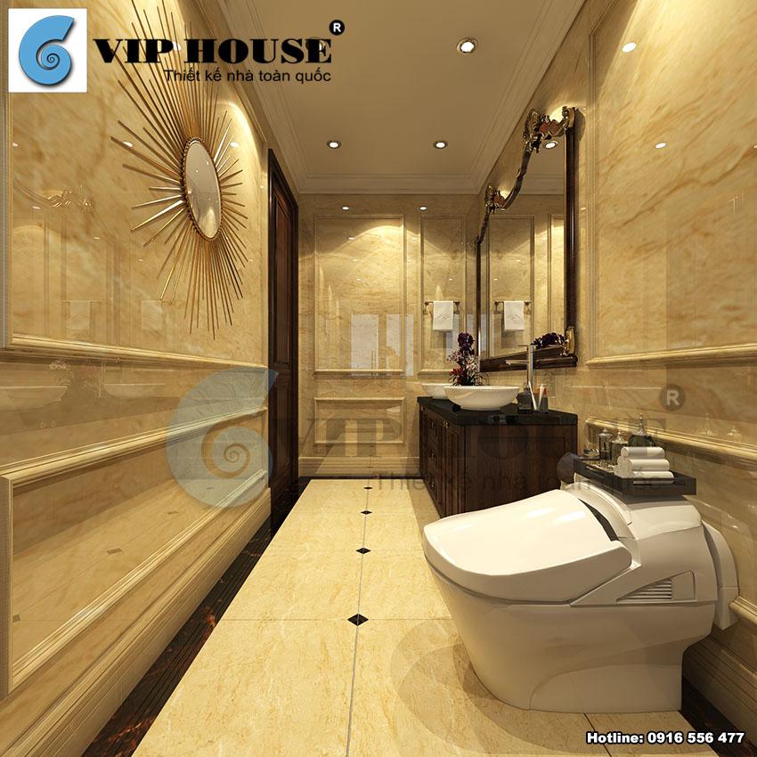Thiết kế nội thất phong cách tân cổ điển tại đô thị EcoPark