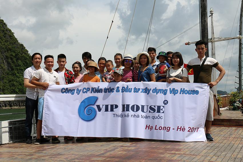 Vip House du lịch Hạ Long hè 2017