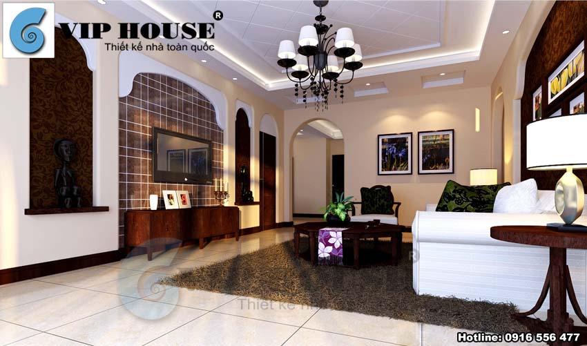 Những mẫu nội thất phòng khách tuyệt đẹp cho không gian sống