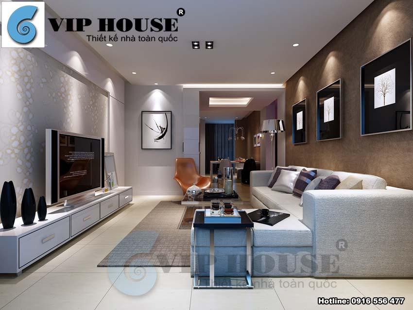 Những mẫu nội thất phòng khách đẹp và hiện đại